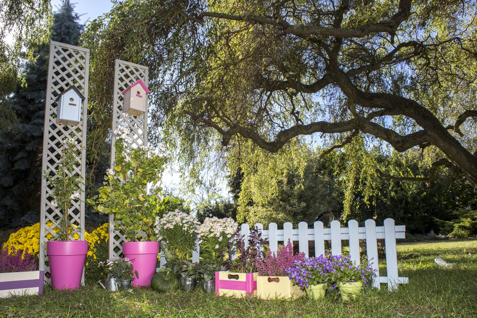 Jak stworzyć ogród w stylu wiejskim